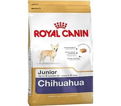 Royal Canin Čivava Junior 1,5 kg
