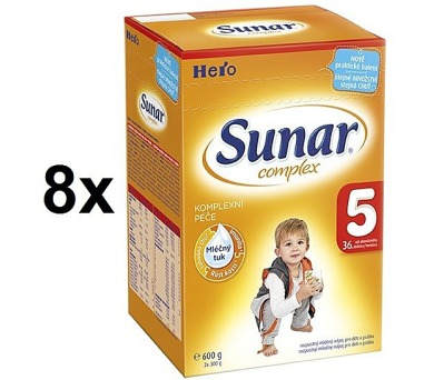 Sunar Complex 5 + DOPRAVA ZDARMA