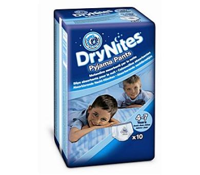 Plenkové kalhotky HUGGIES® Dry Nites Medium - Boys 17-30 kg