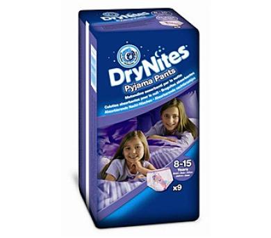 Plenkové kalhotky HUGGIES® Dry Nites Large - Girls 27-57 kg