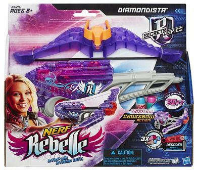 Hasbro Rebelle diamondista