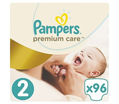 Pampers Premium Care New Baby Jumbo Pack vel. 2