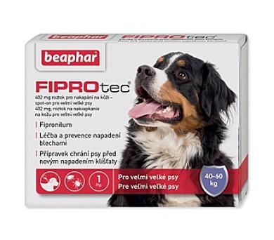 Beaphar Spot on Fiprotec pro psy XL 40 - 60 kg