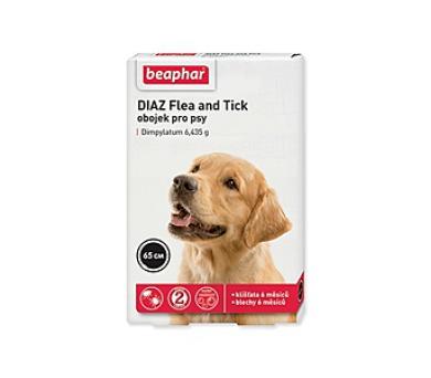 Beaphar DIAZ antiparazitní pro psy 65 cm