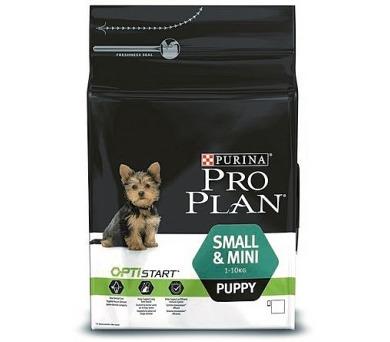 Granule Purina Pro Plan SMALL & MINI PUPPY 7 kg