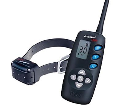 Obojek elektronický/výcvikový Dog Trace d-control 1000 + DOPRAVA ZDARMA