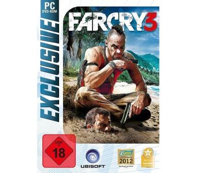 FAR CRY 3 Exlusive hra PC Ubisoft