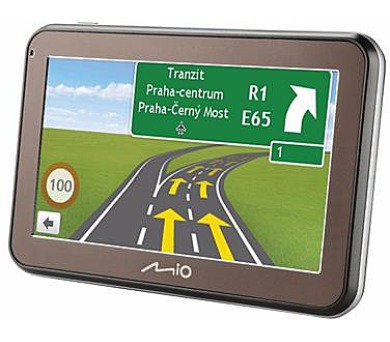 MIO Spirit 5450 GPS navigace + DOPRAVA ZDARMA