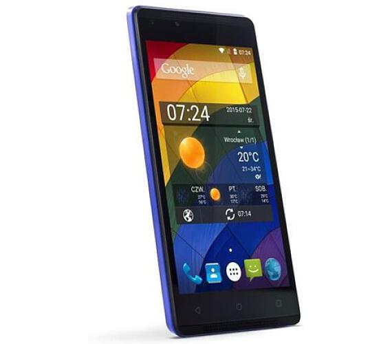 myPhone VENUM DUAL SIM modrý + DOPRAVA ZDARMA