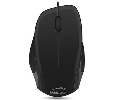 SPEEDLINK Ledgy Mouse - black