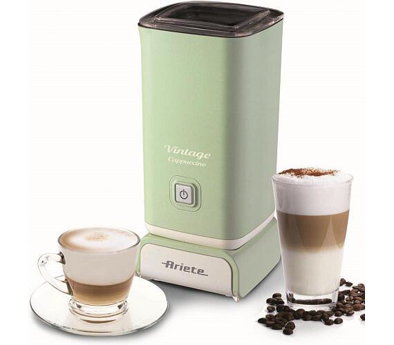 Ariete Vintage Cappuccino + DOPRAVA ZDARMA
