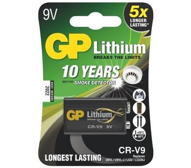 GP lithiová CR-V9