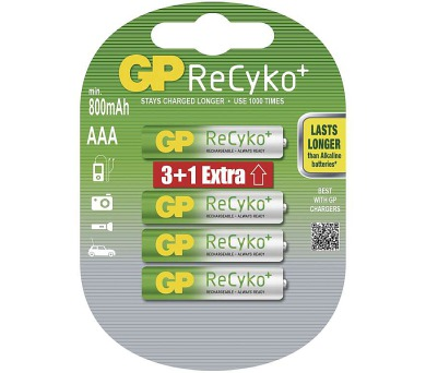 GP ReCyko+ HR03 (AAA) + DOPRAVA ZDARMA
