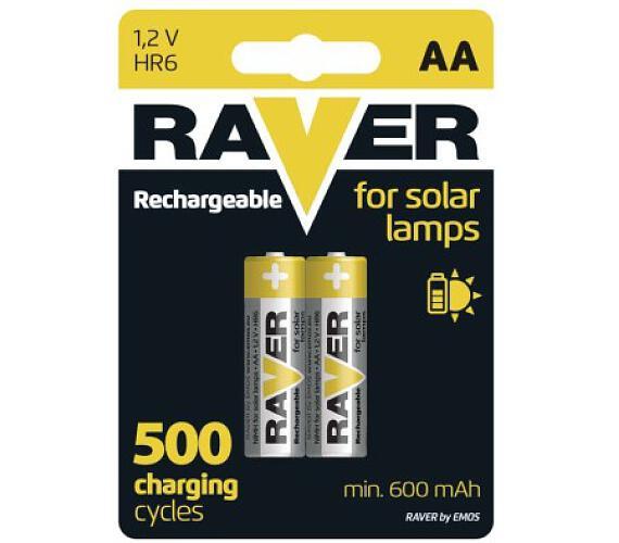 Raver baterie nabíjecí HR6 (AA)