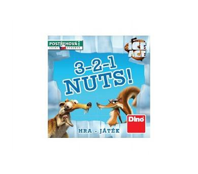 3-2-1 NUTS!/Ořech! společenská hra v krabici