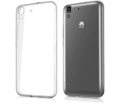 Huawei Y6 Pro - průhledný