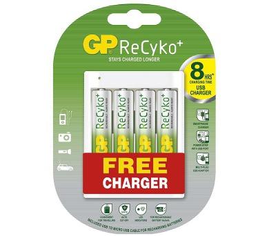 GP RECYKO HR6 4BL+USB NAB + DOPRAVA ZDARMA