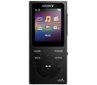 Sony NW-E393B 4GB + DOPRAVA ZDARMA