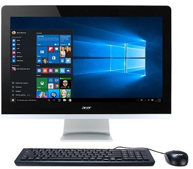 """One Acer Aspire Z3-705 WtubCi35005U_65W dotykový 21.5"""",dotykový i3-5005U"""