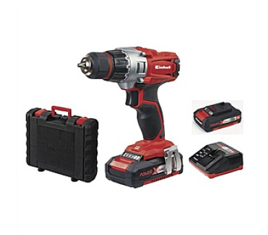 Einhell TE-CD 18/2 Li Kit