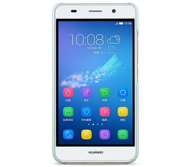Huawei Y6 Protective Cover - modrý