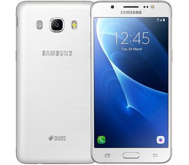 Samsung Galaxy J5 2016 (J510F) Dual SIM - bílý
