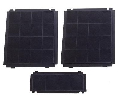 AirForce Uhlíkový filtr AFFCAF166 (set)