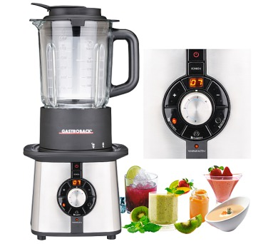 Gastroback 41020-Gastro Profi Cook&Mix Automatický mixér + DOPRAVA ZDARMA