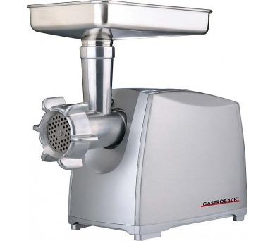 Gastroback 41408-Gastro Profi Mlýnek na maso ,regulovaný motor (2.000 W max) + DOPRAVA ZDARMA