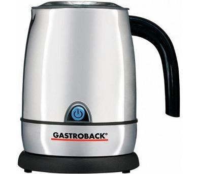 Gastroback 42320-Gastro Profi automatický výrobník mléčné pěny ,300 ml/1.min + DOPRAVA ZDARMA