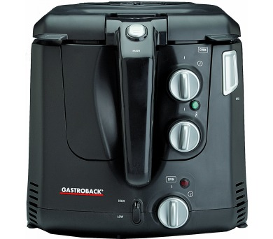 Gastroback 42580-Gastro Profi Fritéza s odstřeďováním + DOPRAVA ZDARMA