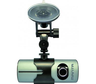 MANTA MM334 - Dual kamera do auta s GPS