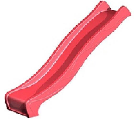 CUBS s přípojkou na vodu 2,95 m - červená