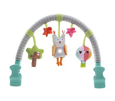 Hrazda Taf Toys Sova - hudební