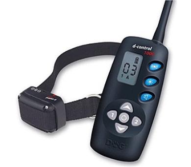 Obojek elektronický/výcvikový Dog Trace d-control 1040 + DOPRAVA ZDARMA