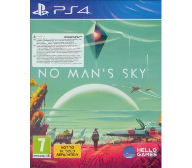 Sony PlayStation 4 No Man's Sky