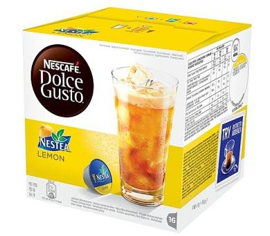 Kávové kapsle Nestle Nescafe Nestea Lemon 12136968
