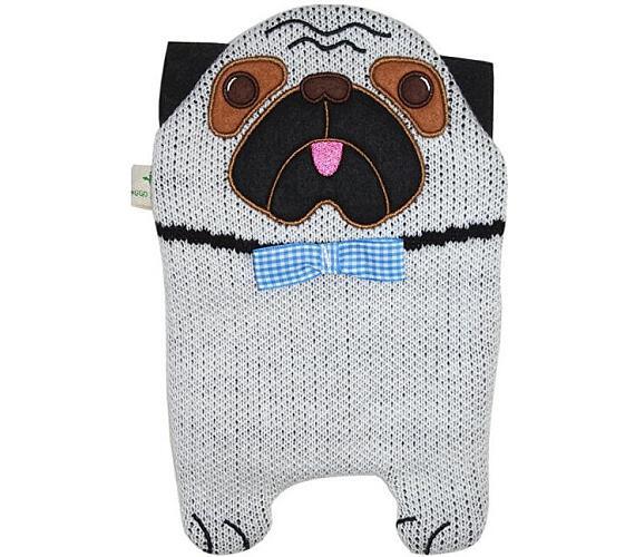 Dětský termofor Hugo Frosch Eco Junior Comfort - pes MOPS