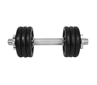LIFEFIT nakládací jednoruční 11 kg