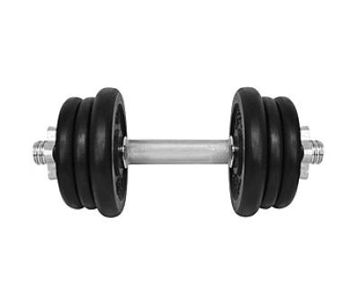 LIFEFIT nakládací jednoruční 13 kg