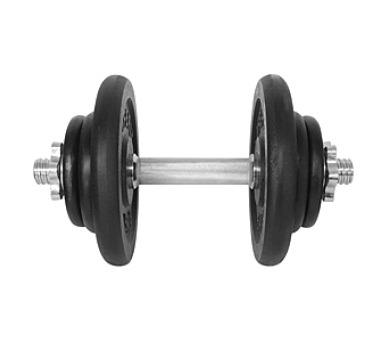 LIFEFIT nakládací jednoruční 17 kg