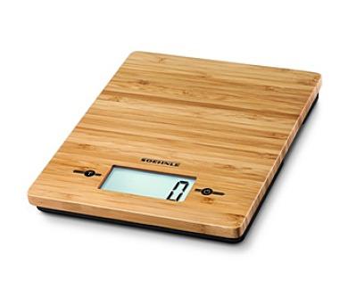 Kuchyňská váha Soenhle Bamboo