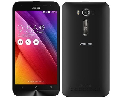 Asus ZenFone 2 Laser 32 GB ZE500KL - černý + DOPRAVA ZDARMA