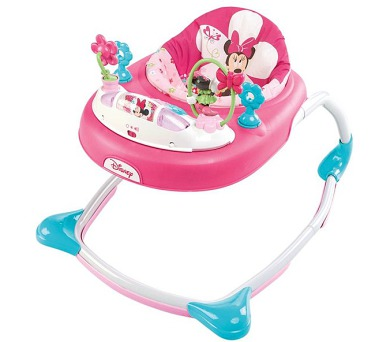 Chodítko dětské Bright Starts Minnie Mouse Bows & Butterflies Walker™