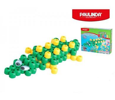 Mozaika vodní perly 3D 100ks krokodýl plast 10x8mm Paulinda Super Beads v krabičce