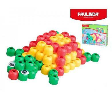 Mozaika vodní perly 3D 100ks plast želva 10x8mm Paulinda Super Beads v krabičce