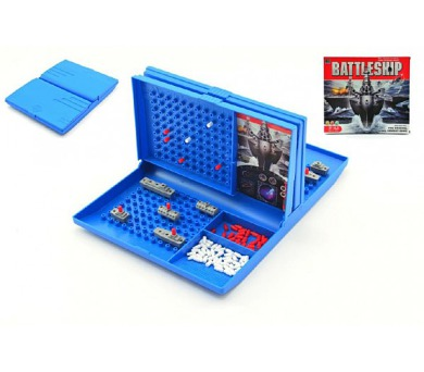 Námořní bitva společenská hra v krabici 29x26x4,5cm
