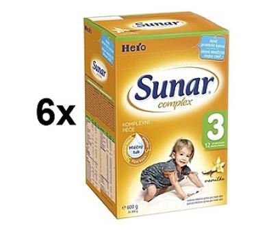 Sunar Complex 3 vanilka