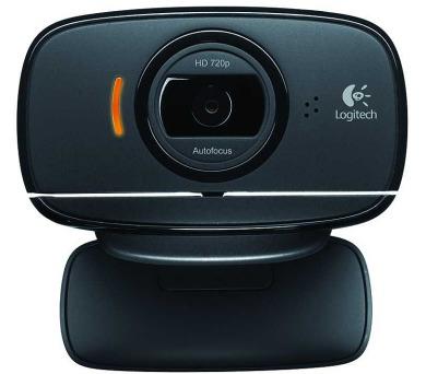 Logitech HD Webcam C525 - černá