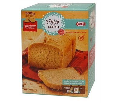 ECG PCB směs bezlepkový chléb